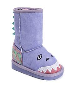 Kid's Cera Dinosaur Boots