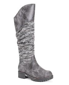 Muk Luks Women's Kailee Tall Boots