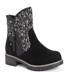 Muk Luks Women's Gerri Boots