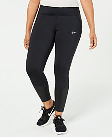 Nike Plus Size Racer Leggings