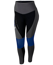 Nike Plus Size Power Colorblocked Leggings