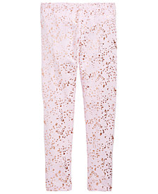 Epic Threads Big Girls Dot-Print Leggings, Created for Macy's