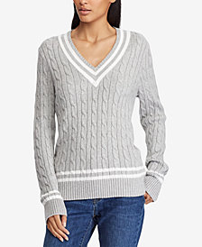 Lauren Ralph Lauren Cotton Cricket Sweater