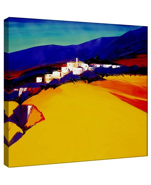 PTM Images View From The Desert Decorative Canvas Wall Art