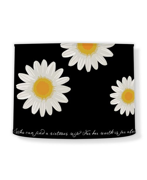 PTM Images Living 31Happy Daisies ILamp Shade