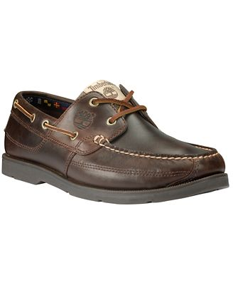 Timberland Men's Kia Wah Bay Boat Shoe