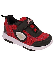 Marvel Youth Spiderman Lighted Athletic