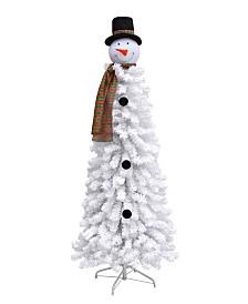 "6"" Snowman Tree Decor"
