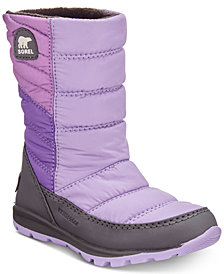 Sorel Kid's Whitney Waterproof Boots