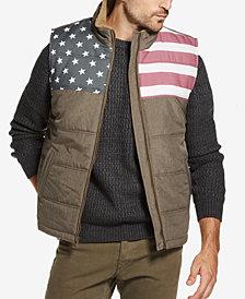 Weatherproof Vintage Mens American Sherpa Vest