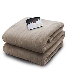 Electric Microplush Twin Blanket