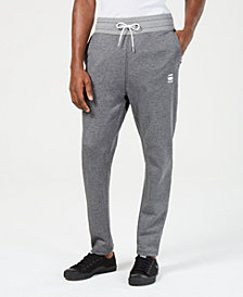 G-Star RAW Mens Cropped Track Pants, Created for Macy's