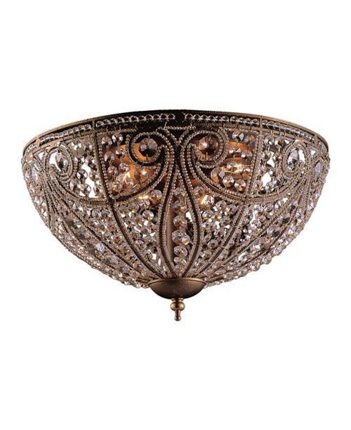 ELK Lighting Elizabethan Collection Dark Bronze With 32%