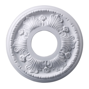 Acanthus Medallion 11