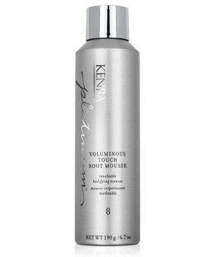 Kenra Professional Platinum Voluminous Touch Root Mousse 8, 6.7-oz, from Purebeauty Salon & Spa
