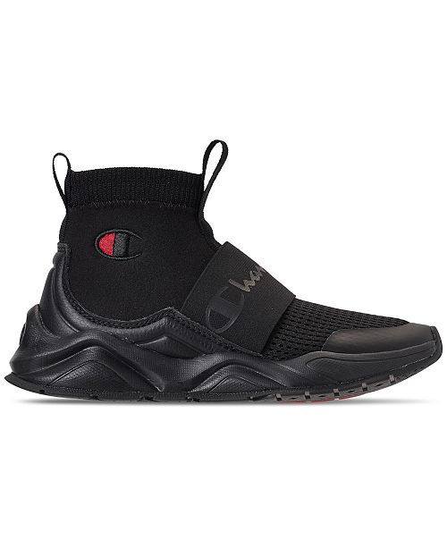 c5aa42e163cafc ... Champion Boys  Rally Pro Casual Athletic Sneakers from Finish Line ...