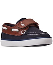 60f072181 Polo Ralph Lauren Toddler Boys  Sander EZ Casual Sneakers from Finish Line