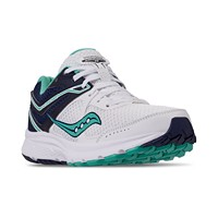 Deals on Saucony Womens Cohesion 11 Running Sneakers