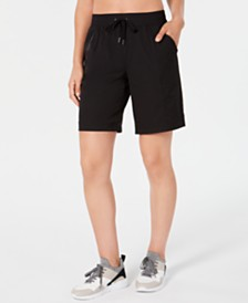 "Ideology 9"" Woven Shorts, Created for Macy's"