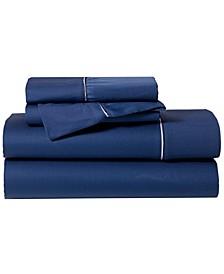 Hyper-Cotton Split California King Sheet Set