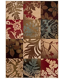 Riley RLY-5015 Tan 10' x 13' Area Rug