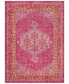 "CLOSEOUT! Surya  Germili GER-2313 Bright Pink 3'11"" x 5'7"" Area Rug"