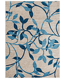 "Surya Riley RLY-5103 Sky Blue 7'10"" x 10'10"" Area Rug"