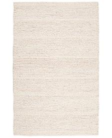 Tahoe TAH-3703 White 12' x 15' Area Rug