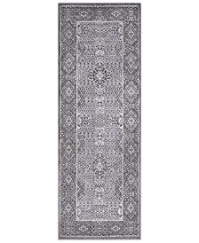 "Surya Tibetan TBT-2311 Taupe 2'7"" x 7'6"" Runner Area Rug"