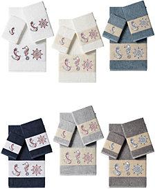 Easton 3-Pc Towel Set