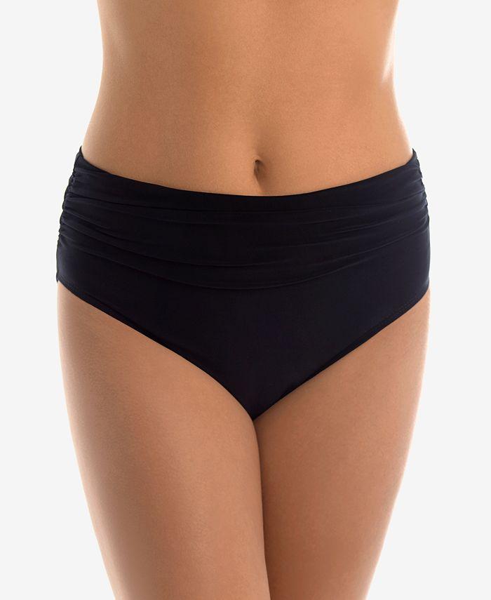 Magicsuit - Shirred Bikini Bottoms