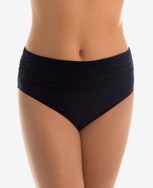 Magicsuit Jersey Shirred Tummy Control Bikini Bottoms Women's Swimsuit