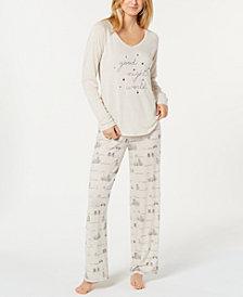 Jenni Pajama Separates, Created for Macy's