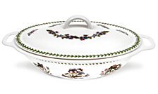 Portmeirion Botanic Garden Oval Covered Casserole