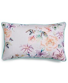 "CLOSEOUT! Lacourte Belle Oblong 14"" x 24"" Decorative Pillow"