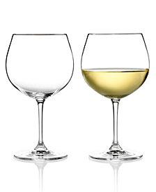 Riedel Wine Glasses, Set of 2 Vinum Montrachet & Chardonnay