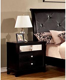 Lillianne 3-drawer Nightstand
