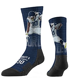Todd Gurley Action Crew Socks
