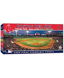 MasterPieces Puzzle Company Boston Red Sox 1000 Piece Panoramic Puzzle