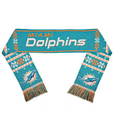 Forever Collectibles Miami Dolphins Light Up Scarf