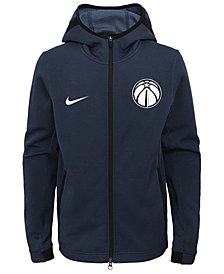 Nike Washington Wizards Showtime Hooded Jacket, Big Boys (8-20)