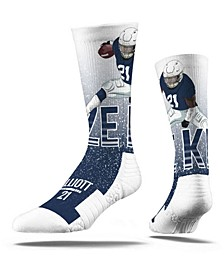 Ezekiel Elliott Action Crew Socks