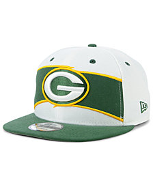 New Era Green Bay Packers Thanksgiving 9FIFTY Cap