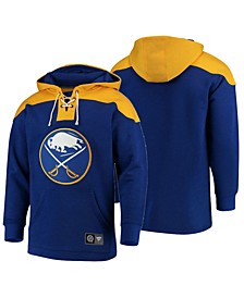 Men's Buffalo Sabres Breakaway Lace Up Hoodie