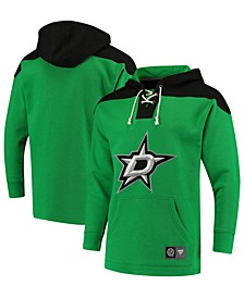 Men's Dallas Stars Breakaway Lace Up Hoodie