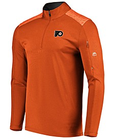 Men's Philadelphia Flyers Ultra Streak Half-Zip Pullover