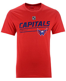 Majestic Men's Washington Capitals Rinkside Prime T-Shirt