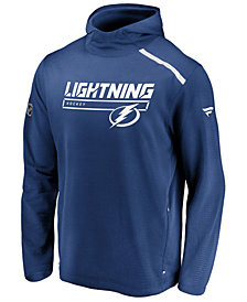 Majestic Men's Tampa Bay Lightning Rinkside Transitional Hoodie