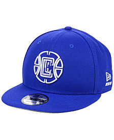 New Era Los Angeles Clippers Logo Trace 9FIFTY Snapback Cap