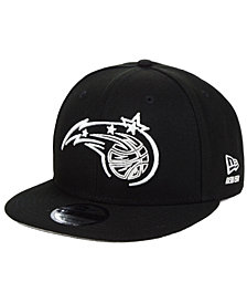 New Era Orlando Magic Logo Trace 9FIFTY Snapback Cap